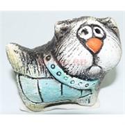 Котенок счастье (KN00-554) из шамота