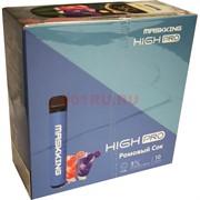 Maskking High PRO 1000 затяжек «Ромовый Сок» одноразовый электронный испаритель