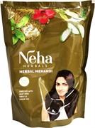 Хна Neha 500 гр натуральная с зеленым чаем и др. добавками
