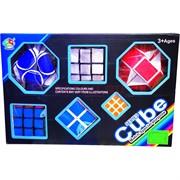 Набор игрушек головоломок 6-в-1 Series Cube (1280)