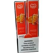 Puff Plus 800 затяжек «Orange Soda» одноразовый электронный испаритель