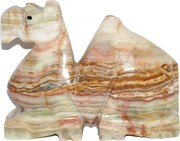 Верблюд 10см, оникс (4 дюйма)