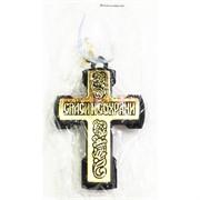 Крест на присоске пластиковый 100 шт/уп