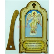 Икона деревянная с подставкой Дом Солнца 10 шт/уп