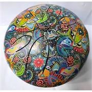 Музыкальный инструмент глюкофон цветной диаметр 23 см
