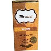Масло кунжута 30 мл Nirvana Sesame Natural Oil
