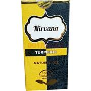 Масло куркумы 30 мл Nirvana Turmeric Natural Oil