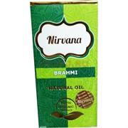 Масло брахми 30 мл Nirvana Brahmi Natural Oil