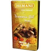 Масло куркумы 30 мл Hemani Turmeric Oil