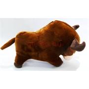 Мягкая игрушка (KL-3211) Бык Символ 2021 года 6 шт/уп