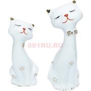 Фарфоровая статуэтка (KOL-23) Кошка
