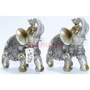 Набор слонов 3 шт (KL-574) из полистоуна