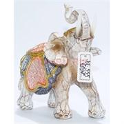 Фигурка слон (KL-555) из полистоуна 13 см
