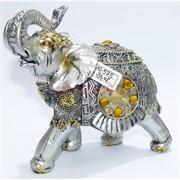 Фигурка слон (KL-575) из полистоуна 14 см