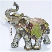 Фигурка слон (KL-567) из полистоуна 14 см