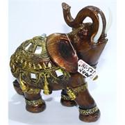 Фигурка слон (KL-521) из полистоуна 15 см