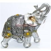 Фигурка слона (KL-576) из полистоуна 20 см