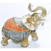 Фигурка слона (KL-562) из полистоуна 20 см