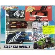 Игрушечные машинки (NK-326) Alloy Car Model 5