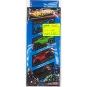 Машинки (NK-325) игрушечные 4 шт/уп Hot Wheel