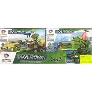 Игрушка War Front (AZ-41029) конструктор 6-в-3