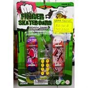 Finger Skateboard 2 шт (AZ-SK-2) с отверткой и колесами
