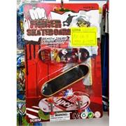 Finger Skateboard 3 шт (AZ-SK-3) со шкуркой