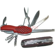 Нож 10 предметов цвета в ассортименте