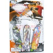 Скейтборд игрушка 3 шт/уп