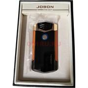 Зажигалка Jobon двойная разрядная цвета в ассортименте