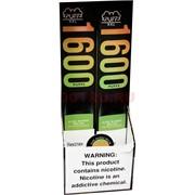 Puff XXL 1600 затяжек «Aloe Mango Melon» 5 % одноразовый испаритель