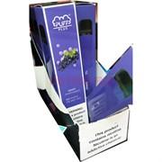 Puff Plus 800 затяжек «Grape» одноразовый электронный испаритель