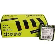 Батарейки ААА солевые Фаzа 60 шт