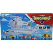 Игрушка Вертолет на Самолете со светом и звуком