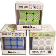 Кубик головоломка с таймером