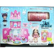 Игрушечный домик (HS-5014) Pet Dolls 2 серия