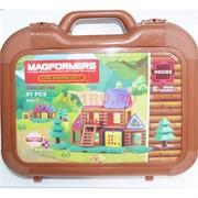 Конструктор Magformers Log House Set
