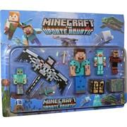 Набор игрушек Майнкрафт Водный Мир The Update Aquatic