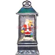 Фонарь-лампа новогодний Дед Мороз