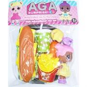 Игровой набор продуктов (PL-58) Фастфуд  A.G.A. Surprise