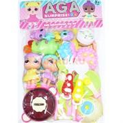 Игровой набор продуктов (PL-57) A.G.A. Surprise