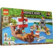 Minecraft конструктор 432 детали