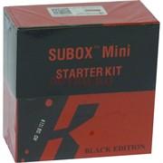 Электронный испаритель Subox Mini Starter Kit Black Edition
