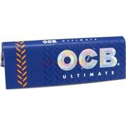 Бумага для самокруток OCB Ultimate 50 шт/уп