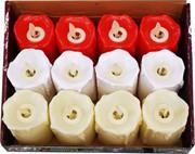 Свечи светящиеся (SS-111) пластмассовые 480 шт/кор