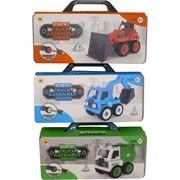 Машинки строительные DIY Truck Assembly разборные