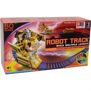 Robot Track трансформер с дорогой