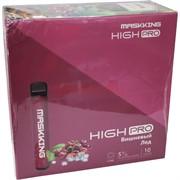 Maskking High PRO 1000 затяжек «Вишневый Лед» одноразовый электронный испаритель
