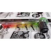 Трубка курительная D&K (8319E) в разных цветах