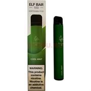 ELF BAR 800 затяжек «Cool Mint» персональный испаритель